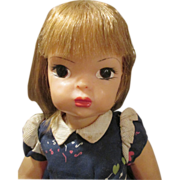 Vintage 1950's Terri Lee Doll - So Endearing