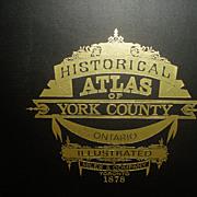 Historical Atlas of York County Ontario