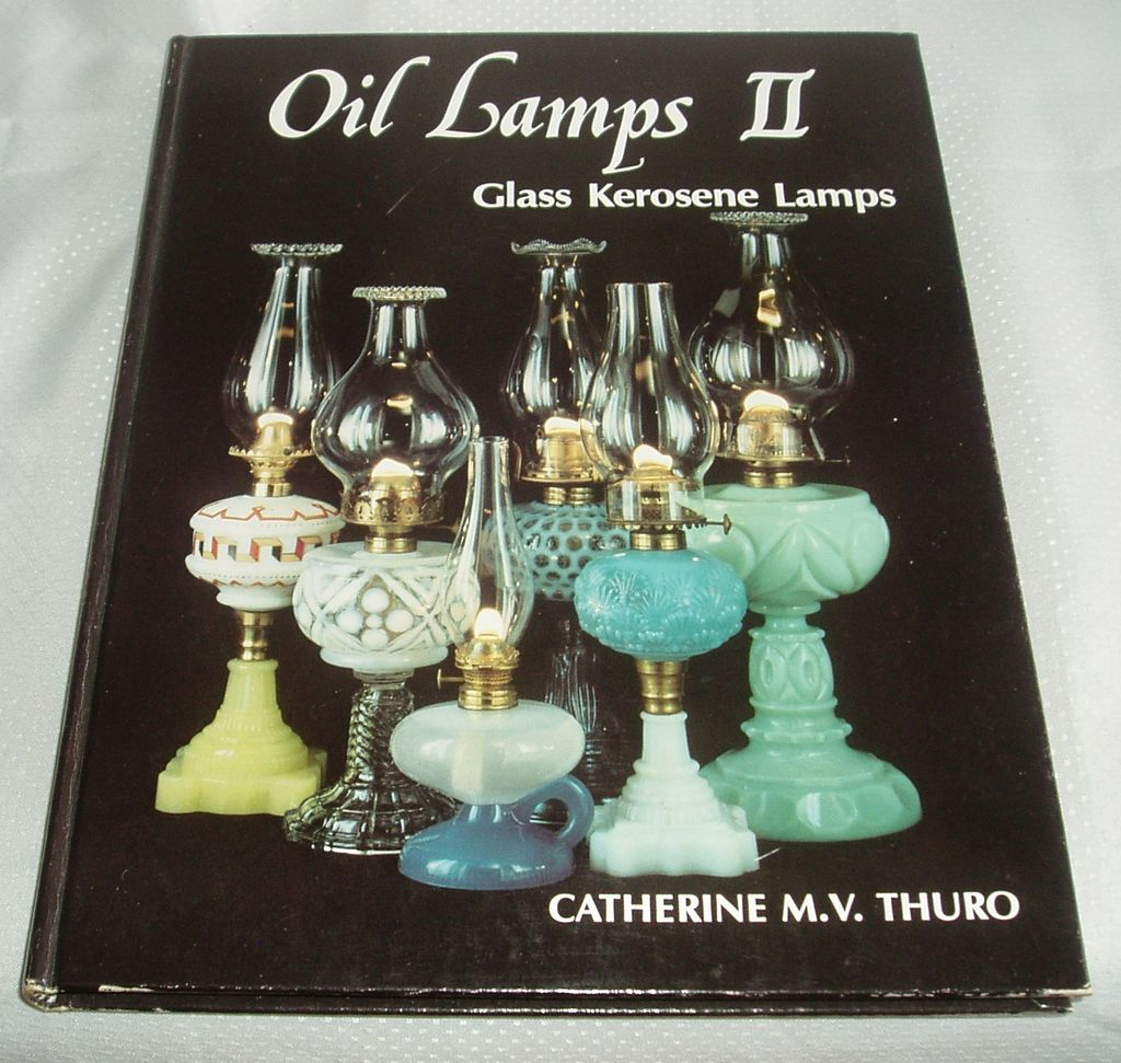 Oil lamps 2 by Catherine thuro
