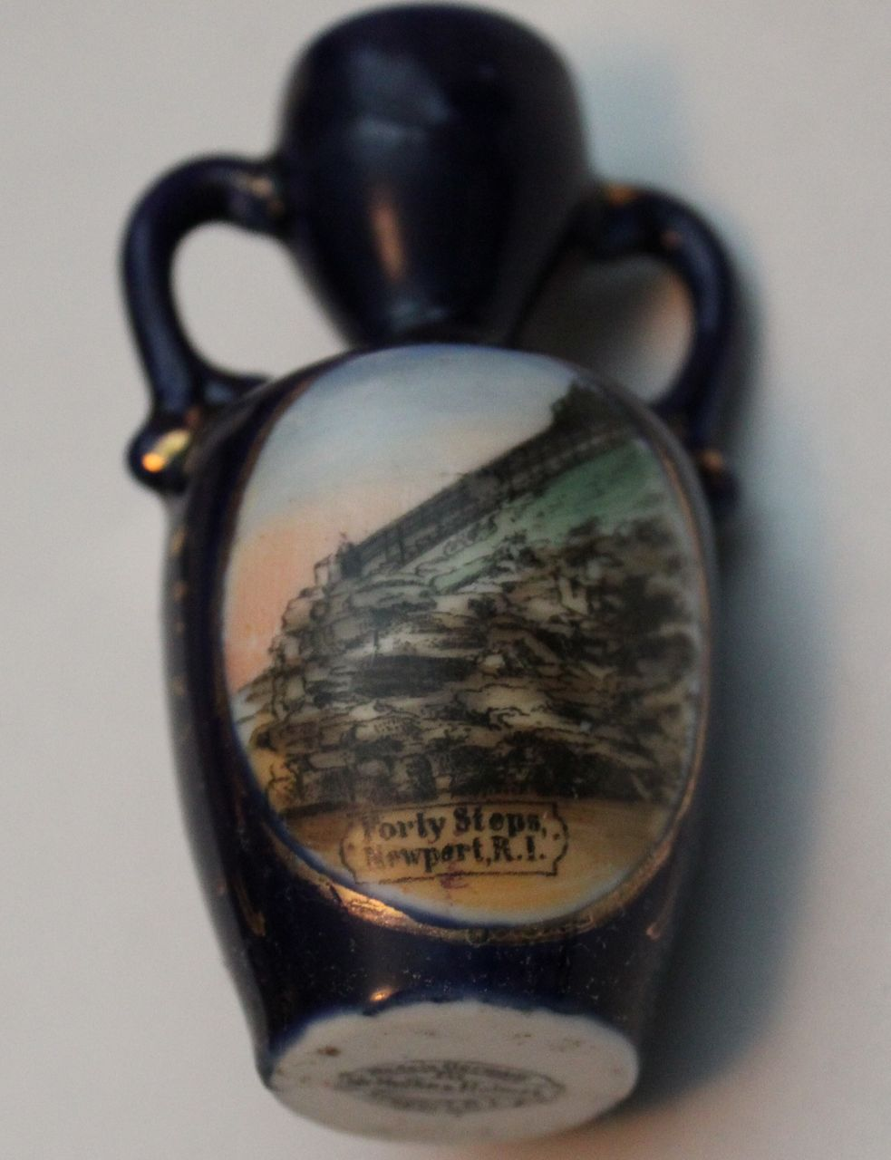 China souvenir of the Forty Steps in New York