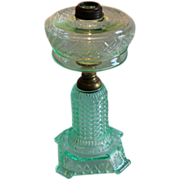 Thousand Eye Apple Green Oil Lamp