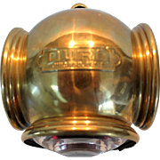 Duro Brass Marine Lamp