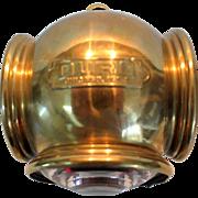 Duro Brass Marine Lamp