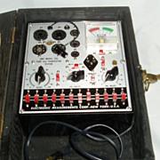EMC model 213-215 tube and transistor tester