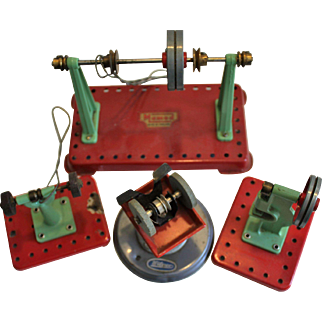 Toy Steam Engine Accessories