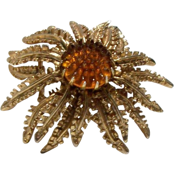 Sarah Coventry GB Vintage Brooch