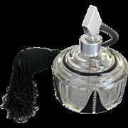 Art Deco Czech Atomizer Perfume Scent Bottle - 1920's
