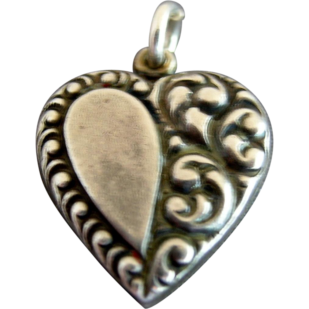 vintage sterling silver charm from rmcantiques