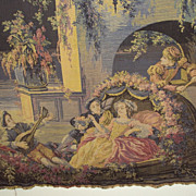 Romantic French Tapestry