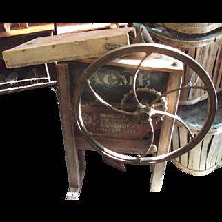 Antique Corn Sheller  Farm Tool Sears Acme