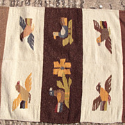 Navajo Rug early 1970's