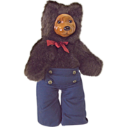 "Robert Raikes ""Cookie"" 12 inch Black Bear #660330"""