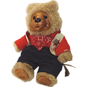 "Robert Raikes Bear ""Jessie"" #17021 16 inch"