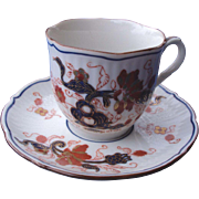 Demitasse Cup and Saucer Ming Royale