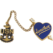 Sweetheart, USN Pin