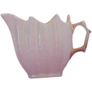 Vintage Small White Porcelain Cream Pitcher