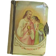 Vintage First Holy Communion Prayer Book - 1926