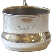 Silverplate Baby Cup - Bunny Rabbit