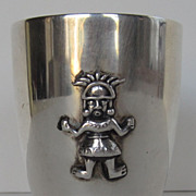 Vintage Sterling Silver Cup/Austria