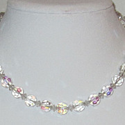 Crystal Sparkling Choker Necklace