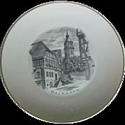 Rosenthal Porcelain Banknang Scenery Plate