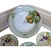 Bavaria Fruit Bowl set of 6
