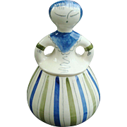 Hedi Heidi Schoop Darner Doll Cookie Jar Los Angeles Potteries
