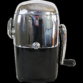 Vintage Barware Rival Ice O Mat Ice Crusher Manual Hand Crank