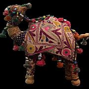 Textile Vintage Camel