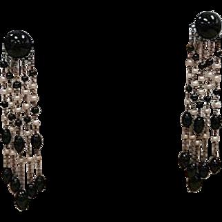 Deco Chandelier Earrings