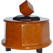Iconic Balanced Cube Bakelite Box