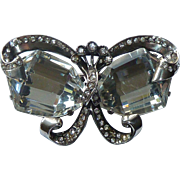 Eisenberg Original Sterling Bow Butterfly Brooch Pin 1935-1945