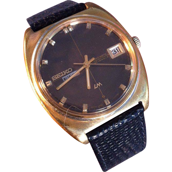 Gents Seiko Automatic Wristwatch