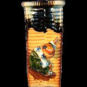 Japanese Sumida Ware Vase
