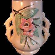 "McCoy ""Blossom Time"" Vase"
