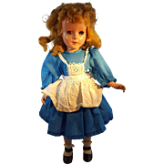 Vintage Composition Doll