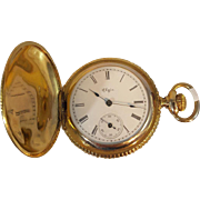Ladies Elgin Pocket Watch