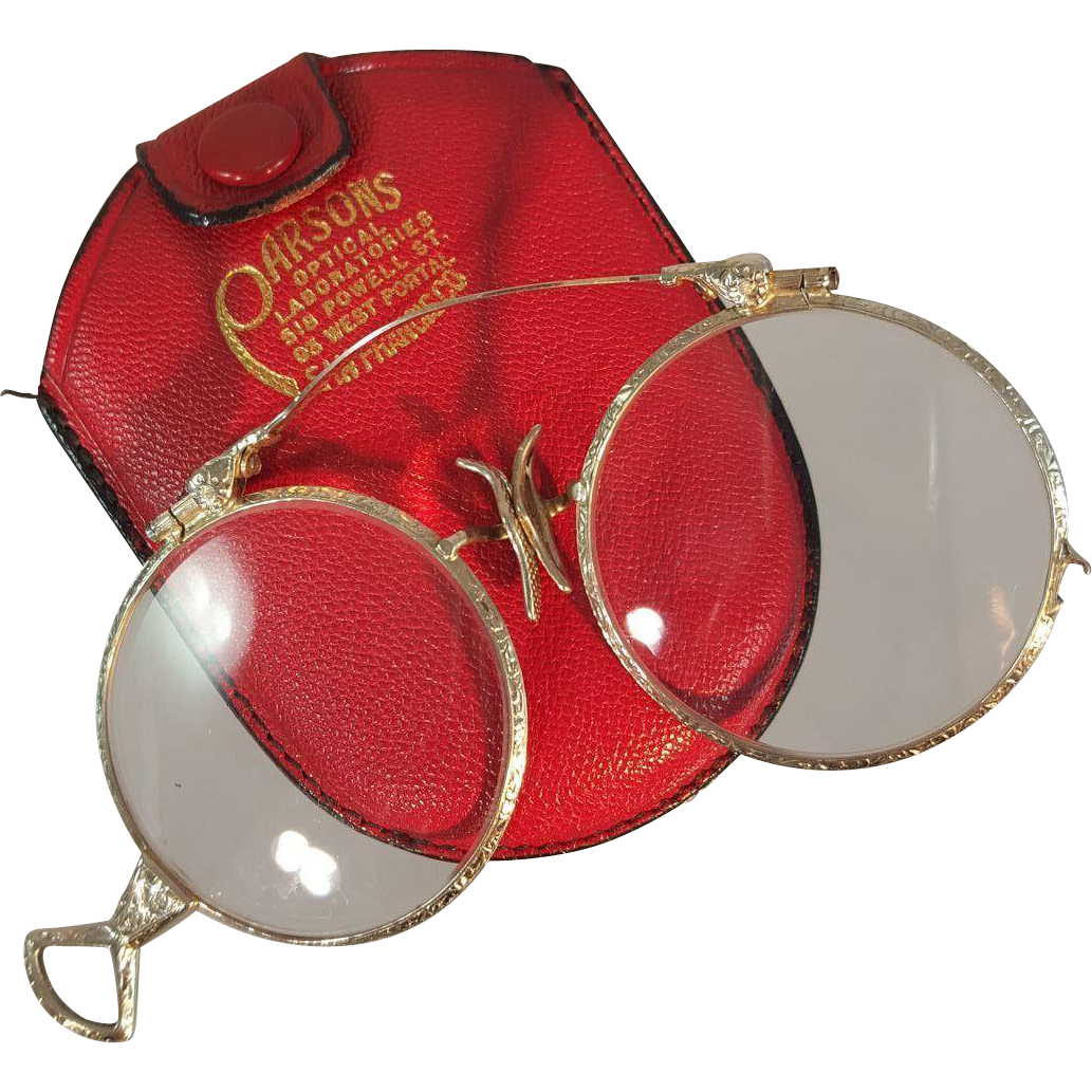 Lorgnette/spectacles