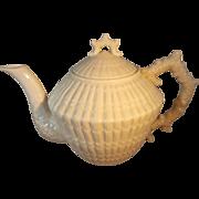 Irish Belleek Limpet Tea Pot