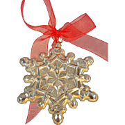 1971 Gorham Sterling Silver Christmas Medallion