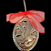 1985 Sterling Silver Medallion by Gorham