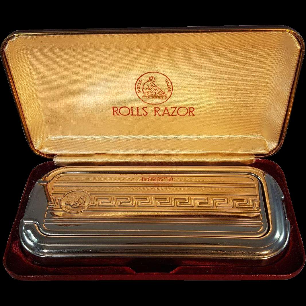 Rolls Shaving Razor