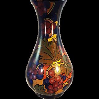 "Royal Stanley Ware ""Jacobean"" Vase"