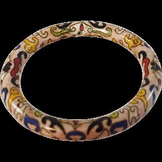 Soapstone Bangle Bracelet