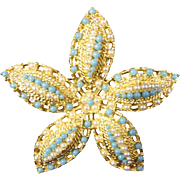 Vintage Sarah Coventry Starfish Pin