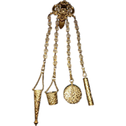 Victorian Sewing Chatelaine