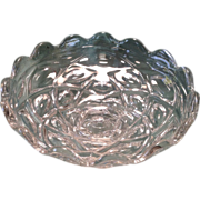 Early American Flint Glass Compote