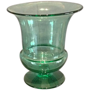 Blenko Glass Vase