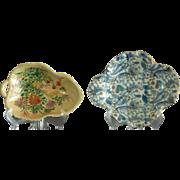 2 Wonderful Ceramic Candy Dishes
