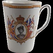 Queen Elizabeth II Coronation Mug